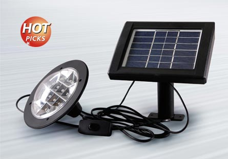 Solar Satelite Shed Light (SC801)