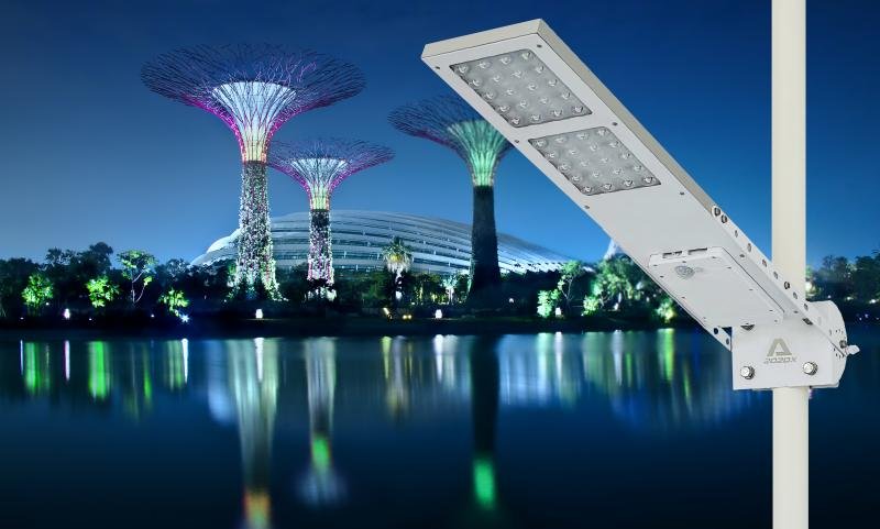 Alpha 2020X Solar Street Light