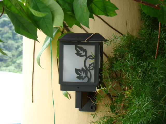 Solar Decorative Wall Light