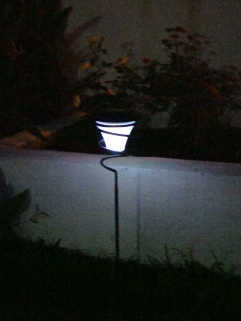 Solar Walk Light