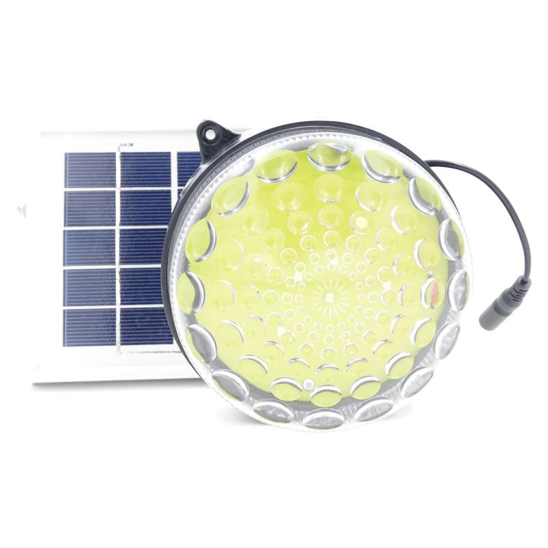 ROXY 2.0 Solar Shed Light