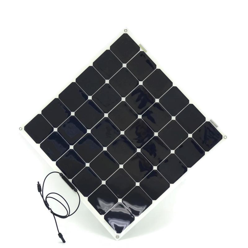 100Wp Flexi Solar Panel Sunpower Cell