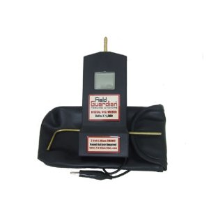 Digital Voltmeter For Electric Fence