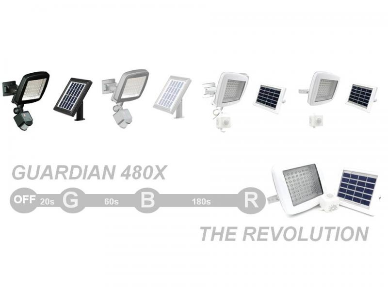 The Revolution of Guardian 480X