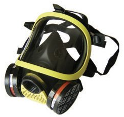 Full Protective Gas Mask