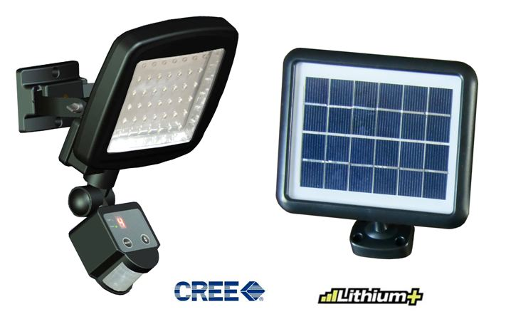 Solar Guardian 240X Security Flood Light