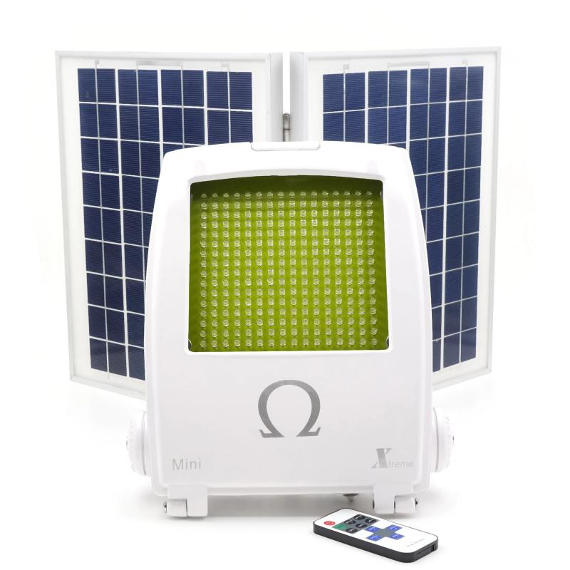 Mini Omega Xtreme Solar Flood Light