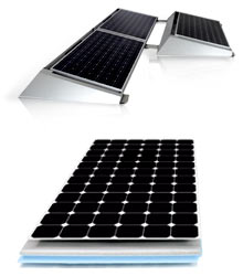 High Performance Solar Panel