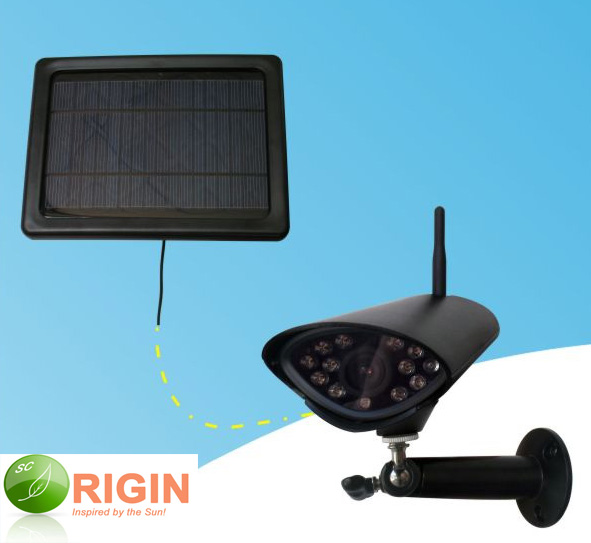 Solar Wireless Camera SC639