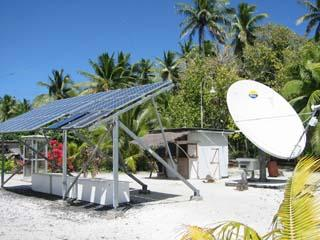 Solar Power Telco