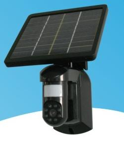 Solar Wireless Camera