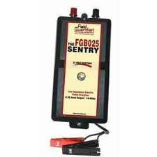 The Sentry 0.25 Joule Battery Energizer