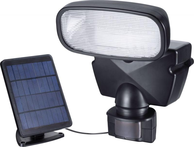 Solar Centurian Security Spotlight With PIR Motion Sensor