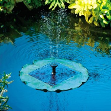 Solar Floating Lily Pump With Remote Control