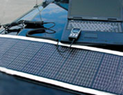 Solar Panel for Charging Laptop, PDA and Handphone
