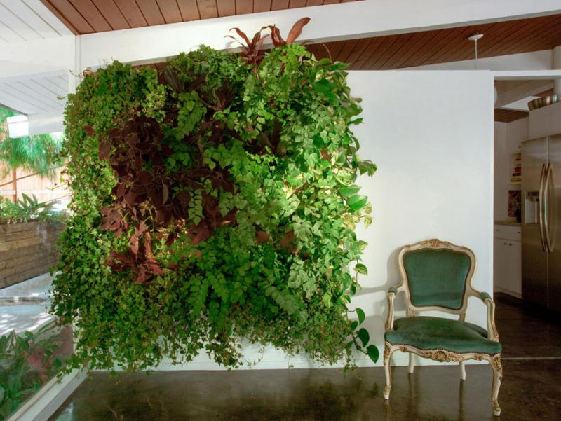 Wally Pocket Living Wall Three